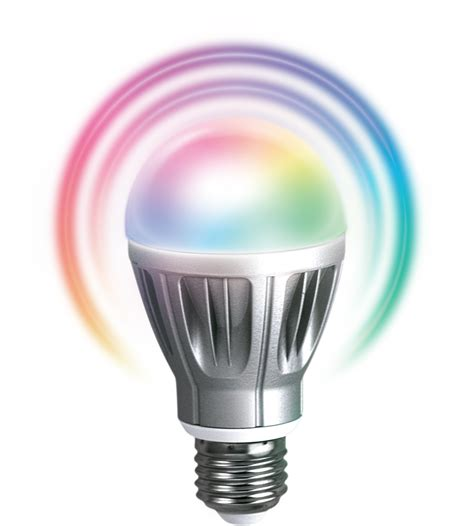 zipato rgbw led z wave 6 7 watt bulb with 5 color channels