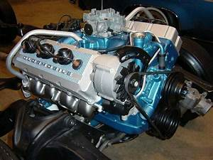 Uber Rare 455 Dohc Olds Street Hemi W-43 Performance Package