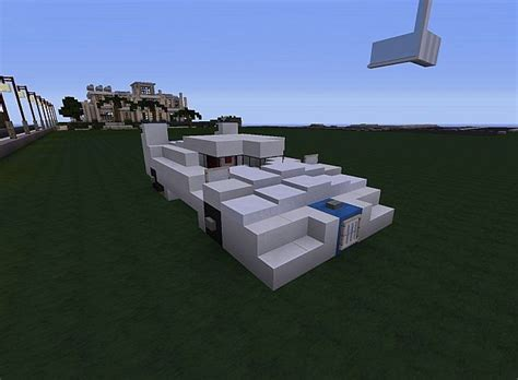 minecraft sports car moderne sport car minecraft project