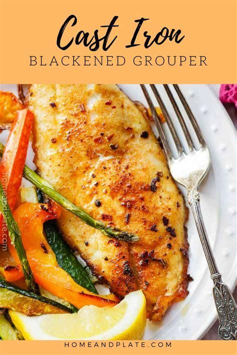 grouper recipes fish
