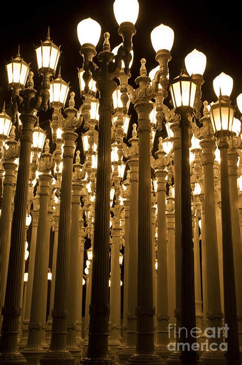 Lights Lacma by Lacma Light Exhibit In La 6 Photograph By May