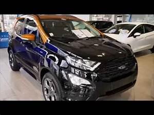4x4 Hybride 2018 : pr sentation nouveau ford ecosport st line 2018 voiture en 2019 ford ecosport ford et car ford ~ Medecine-chirurgie-esthetiques.com Avis de Voitures