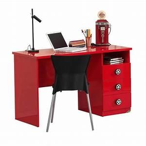 Bureau Enfant 6 Ans : bureau enfant voiture monza rouge ~ Teatrodelosmanantiales.com Idées de Décoration