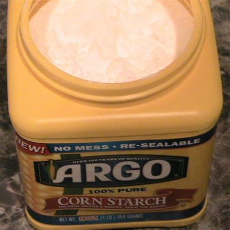 cornstarch substitute frugal for life
