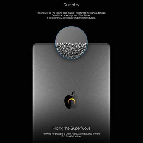 Pretty Cool iPad Pro Design Concept | Gadgetsin