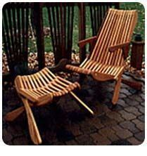 folding chair hole placement plan  outdoor furniture