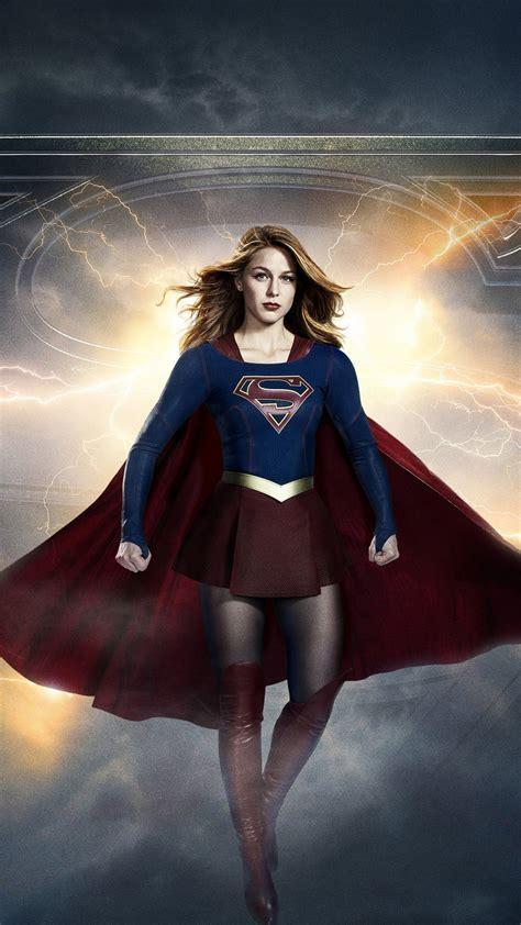 wallpaper supergirl melissa benoist hd  tv series