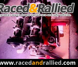 yb supercar engine rally car parts for sale at raced rallied rally cars for sale race