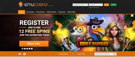 Bitcasino.io was established in 2014 and provides its services all across the globe. EmuCasino.Com Casino Review | Review Center