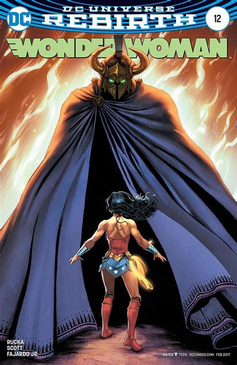 Wonder Woman Vol 5 12 DC Database Fandom powered by Wikia
