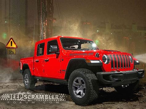 2019 Jeep Wrangler La Auto Show by Will The 2019 Jeep Scrambler Debut At The La Auto Show