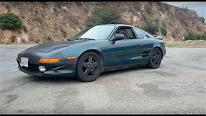 1991 Toyota Mr2 Turbo Review