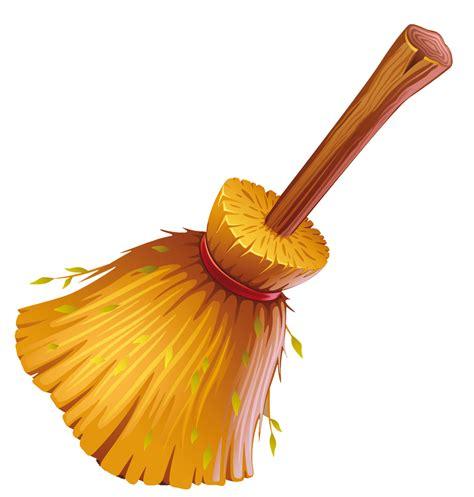 Broom Clip Golden Broom Clipart