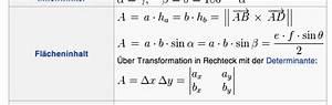 Innenwinkel Dreieck Berechnen Vektoren : fl cheninhalt fl che eines dreiecks bestimmen vektoren mathelounge ~ Themetempest.com Abrechnung