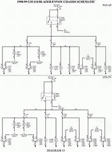 Wiring Diagram For 98 Chevy Blazer
