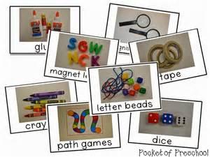 Labels Labels Labels Pocket of Preschool