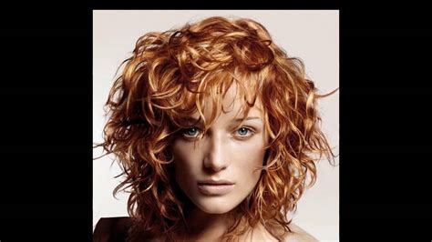 frisur locken halblang aktuelle neue frisurentrends locken frisuren
