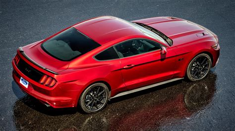 Ford Mustang 5.0 V8 Gt (2016) Review