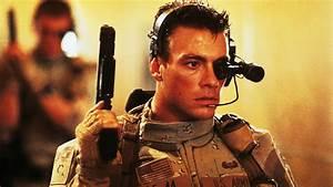Hollywood Movie star Jean-Claude Van Damme as universal ...