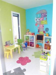 idee salle de jeux With idee deco salle de jeux