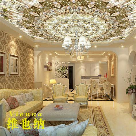 condole top wallpaper   sitting room  bedroom ceiling