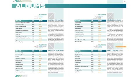 Indesign Tutorials> Introduction To Table And Cell Styles