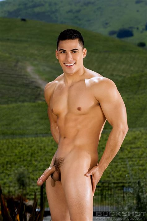 muscle hunk topher dimaggio cgay muscles