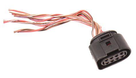 8 Pin Pigtail Plug Wiring Vw Jetta Golf Mk4 Mk5 Mk6 Beetle