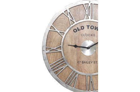 horloge murale pas cher inspirant deco chambre adulte avec horloge murale bois design decoration interieur avec