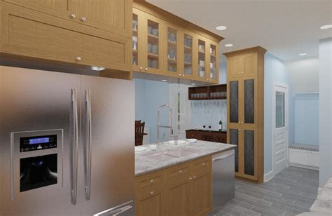 small kitchen remodel  bergen county nj design build planners