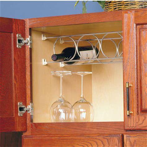stemware wine racks mount      side panels   cabinets