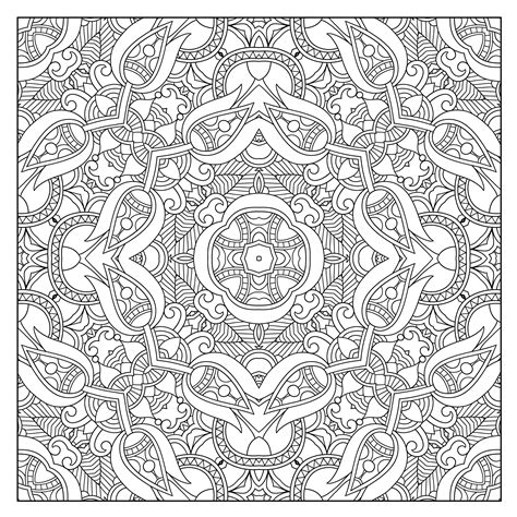 coloring  calm volume  patterns