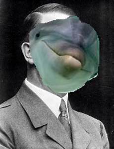 Hey Look Adolphin Adolf Hitler Know Your Meme
