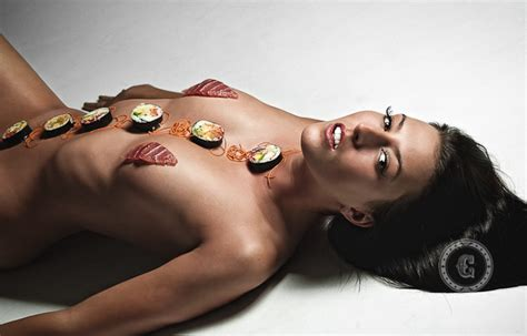 Naked Sushi Pics Masturbation Network