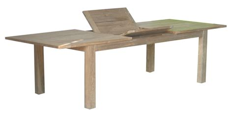 table carrée a rallonge table rallonge