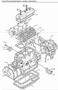 Bukh Diesel Manuals  U0026 Parts Catalogs
