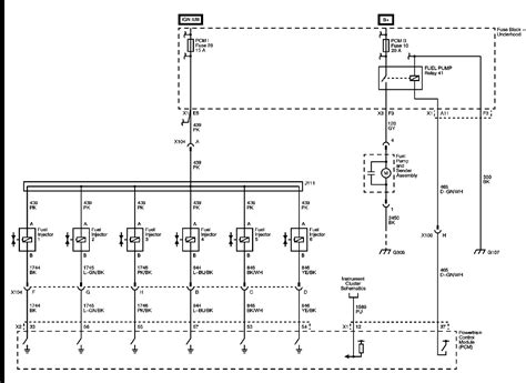 Fuel Wiring Harnes Diagram by Fuel Injector Wiring