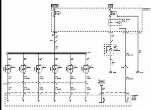 Series Fuel Injector Wiring Diagram