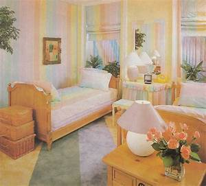 vintage goodness 10 vintage 8039s home decorating trends With interior decor 1980s