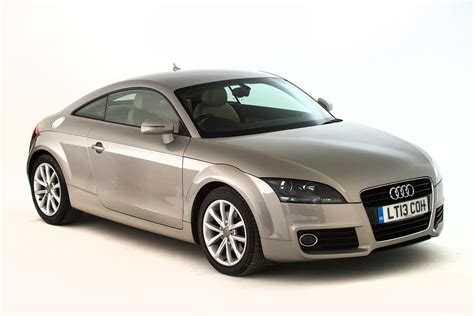 used audi tt review pictures auto express