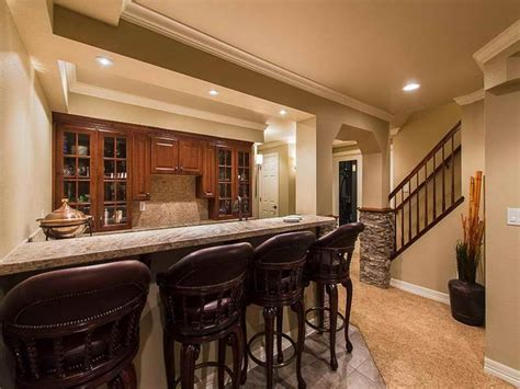 charming  bright finished basement designs page