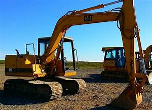 Caterpillar E70b Midi Cat Excavator Workshop Service