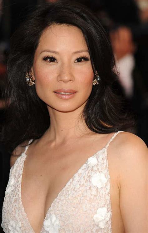 lucy liu bra size age weight height measurements