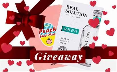Sheet Korean Valentines Beauty Giveaway Europe Mask