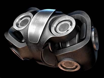 Cardan Joint Mechanical Double Joints Single Universal