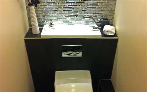 wc lave integre 2017 et pack wc suspendu avec lave mains intagra des photos ninha