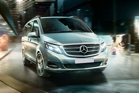 The factory now produces the new sprinter and the vario. Mercedes Benz V Class Usa - Vinay Buck
