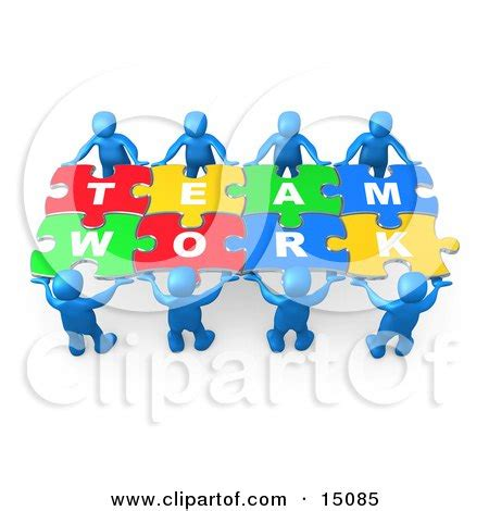 Puzzle Clipart Engineering Team  Pencil And In Color Puzzle Clipart Engineering Team