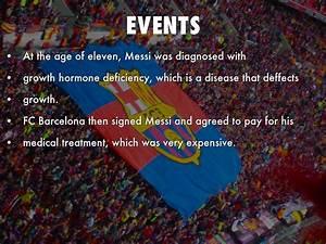 Lionel Messi By Matthewdonnellan