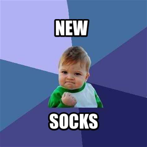 Sock Meme - meme creator new socks meme generator at memecreator org